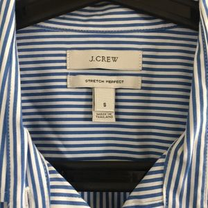 J crew long sleeve button down shirt